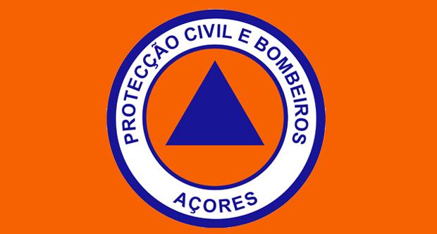 Proteção Civil alerta para chuva e trovoada em todas as ilhas dos Açores