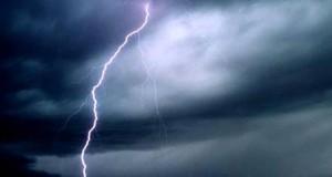 Previsão de chuva forte e trovoada em todas as ilhas dos Açores