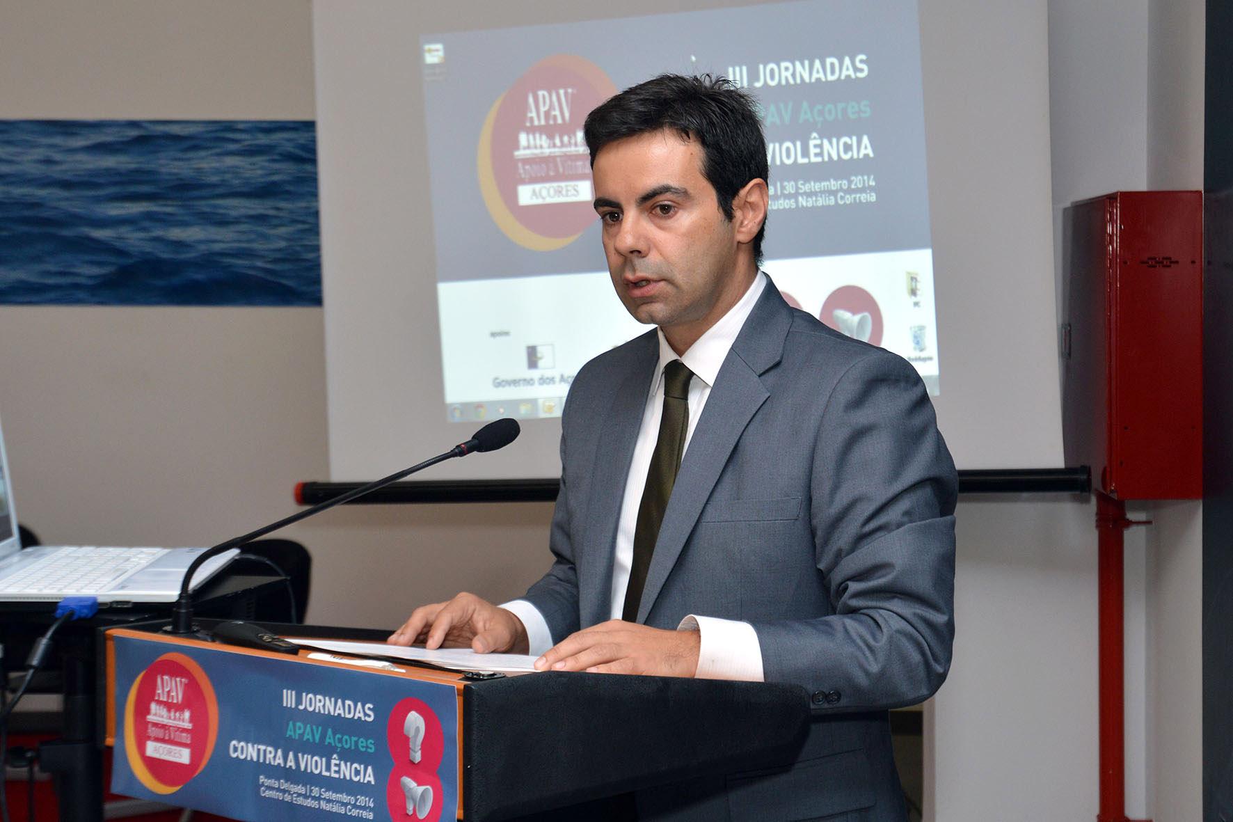 Aposta nas estratégias de combate à violência é para manter, assegura Frederico Furtado Sousa