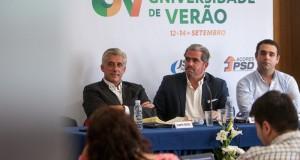 """Açores precisam de um """"novo ânimo"""" para vencer dificuldades, afirma Duarte Freitas"""