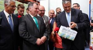 Governo cria medida com 30 milhões de euros para valorizar produções regionais, anuncia Vasco Cordeiro