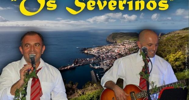 """Grupo """"Os Severinos"""" continua a animar as noites jorgenses"""