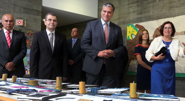 Presidente do Governo dos Açores anuncia Plano Regional para promover o sucesso escolar