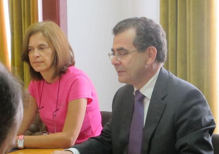 Secretário Regional da Educação e Cultura completa périplo pelas unidades orgânicas do Sistema Educativo Regional