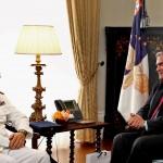 Presidente do Governo destaca postura de grande cooperação do Comando Operacional dos Açores