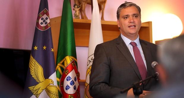 Vasco Cordeiro recebe Prémio de Liderança atribuído pela PALCUS