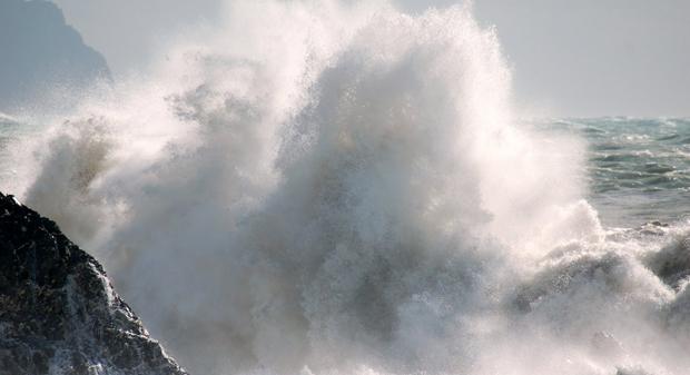 Proteção Civil alerta para agitação marítima nos grupos Central e Oriental dos Açores