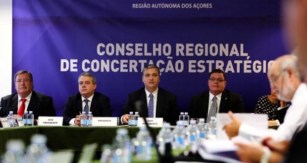 Governo dos Açores prevê investimento público de 731 milhões de euros em 2015, revela Sérgio Ávila