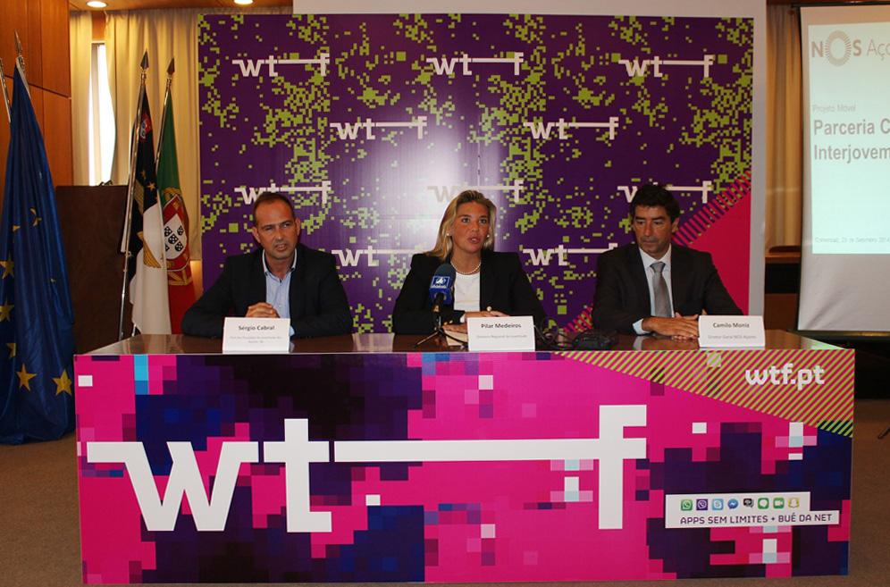 Cartão Interjovem apresenta parceria com a NOS Açores, anuncia Pilar Damião