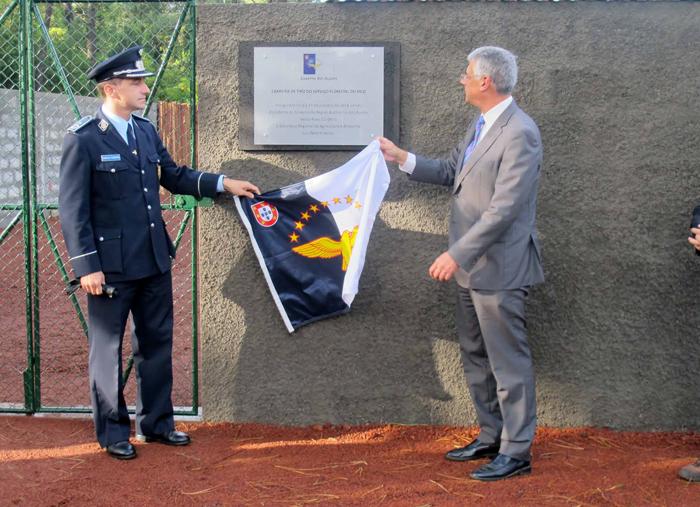 Luís Neto Viveiros enaltece importância das parcerias para a concretização da Carreira de Tiro para formação de Guardas Florestais