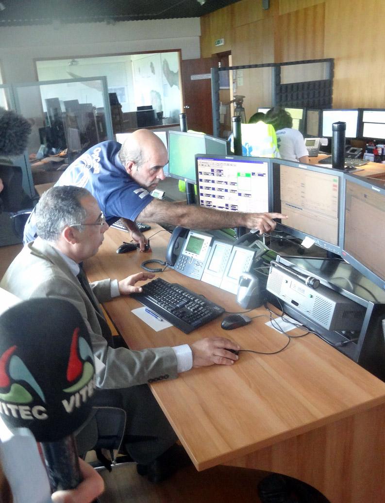 Serviço Regional de Proteção Civil e Bombeiros dos Açores promove Dias Abertos à Comunicação Social