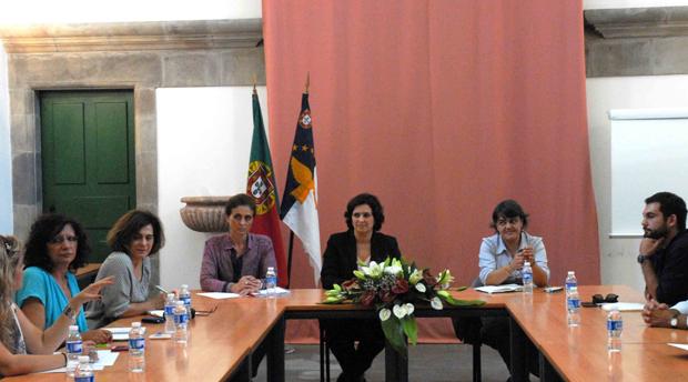 Comissões de Proteção de Crianças e Jovens vão receber formação, afirma Andreia Cardoso