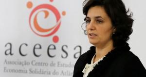Governo dos Açores não está sozinho no trabalho social, afirma Andreia Cardoso