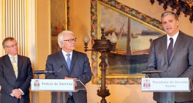 Vasco Cordeiro salienta importância para o desenvolvimento dos Açores de alguns projetos da FLAD