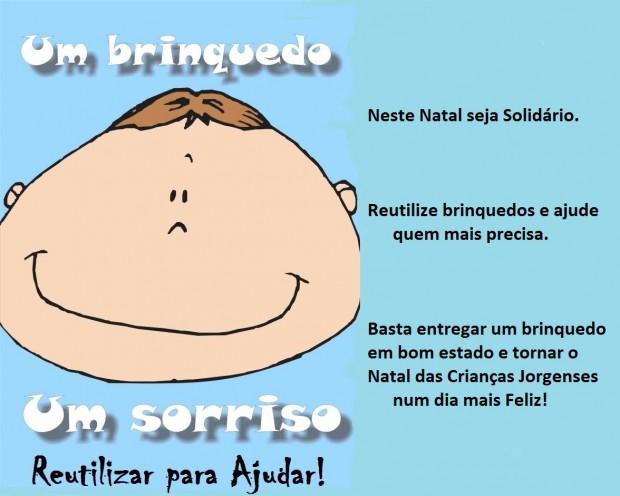 """JS de São Jorge promove campanha """"Um Brinquedo, Um Sorriso – Reutilizar para Ajudar"""""""