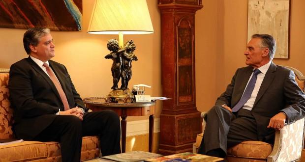 Vasco Cordeiro leva preocupações sobre as Lajes ao Presidente da República