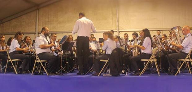 Concerto de Ano Novo pela Filarmónica Lira Madalense na Igreja Matriz das Lajes do Pico