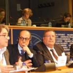 Fileira do Leite na audição do Parlamento Europeu sobre o fim das quotas