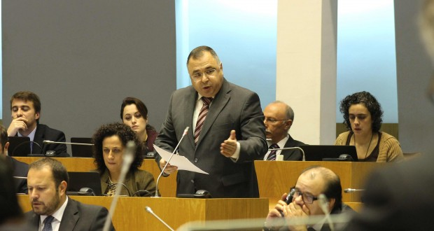 """""""Proposta do Governo dos Açores permitirá atrair mais investimentos de aquacultura para a Região"""", destacou José Ávila"""