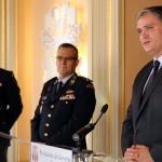Presidente do Governo recebeu Comandante-Geral da GNR