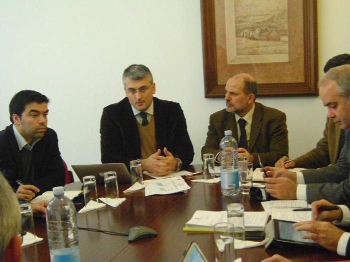 Proteção Civil garante uma resposta adequada e de qualidade aos Açorianos, afirma Luís Cabral