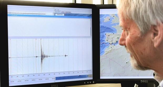 Sismo de magnitude 4.1 sentido em Porto Judeu, na ilha Terceira
