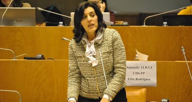 Isabel Rodrigues reitera compromisso do Governo dos Açores com educação pública de qualidade
