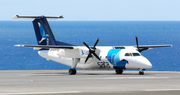 PSD Açores requer audição ao Governo sobre assistência dos bombeiros aos aeródromos geridos pela SATA