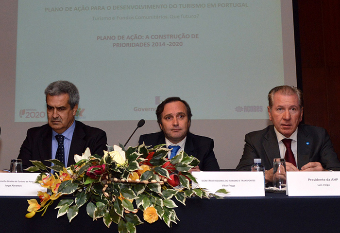 Plano Estratégico de Turismo finalizado em meados de 2015, revela Vítor Fraga