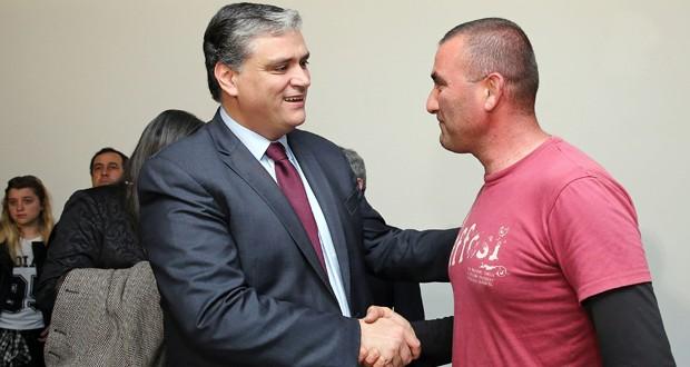 Vasco Cordeiro anuncia colocação de cerca de 2.500 Açorianos no Programa Recuperar