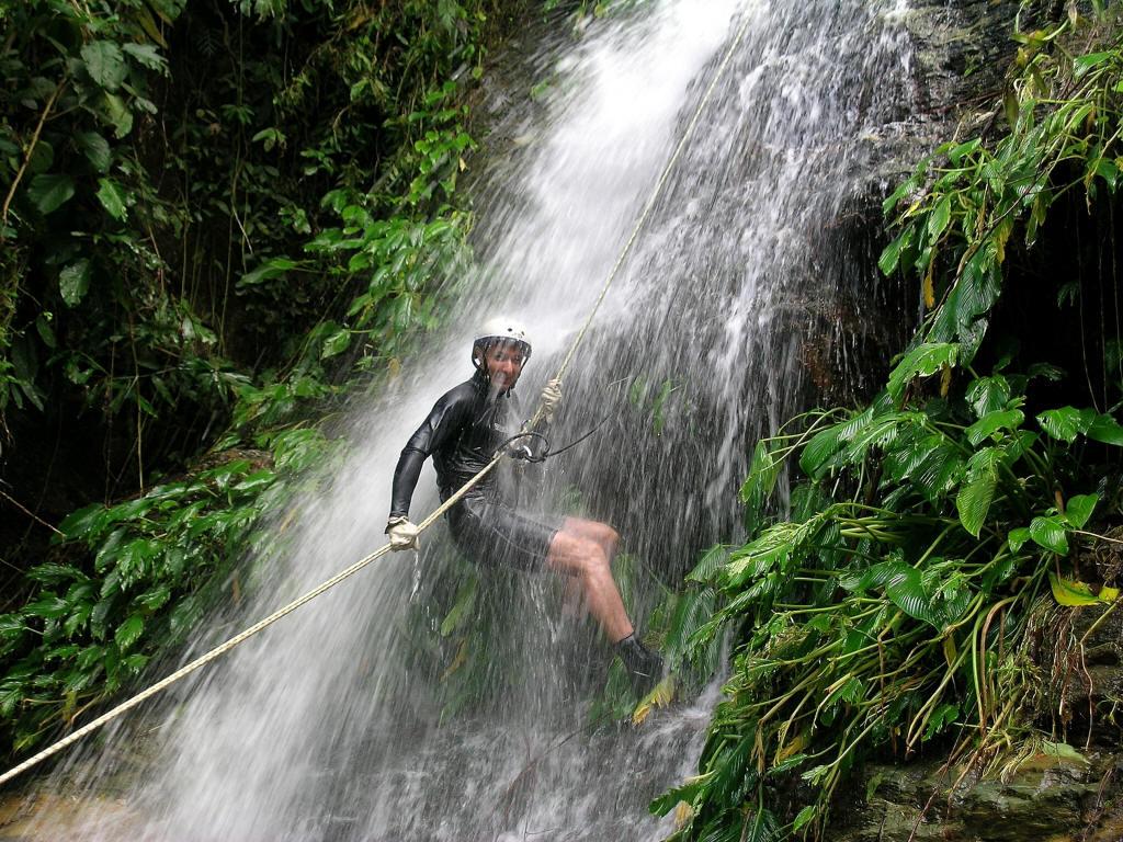 São Jorge recebe segundo Encontro Internacional de Canyoning em Setembro (c/áudio)