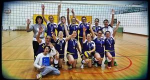 Topo vence fase de apuramento regional de Voleibol Feminino e ascende à Zona Açores