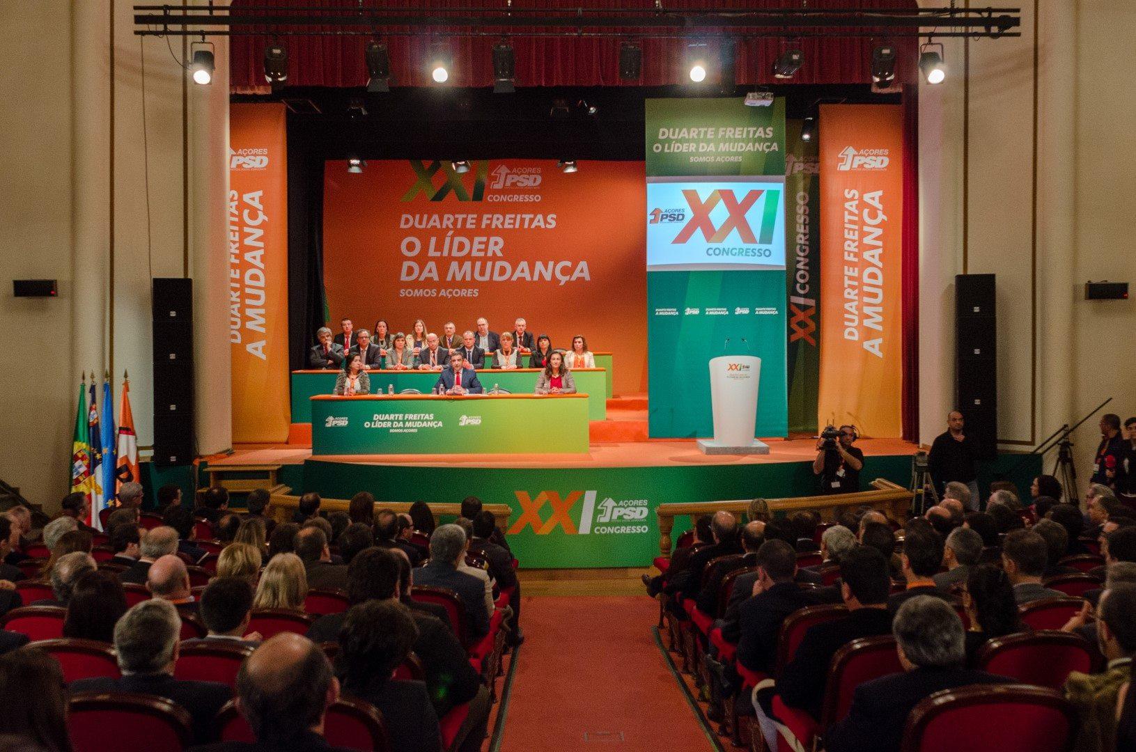 Social-democratas jorgenses participam no XXI Congresso do PSD Açores (c/áudio)