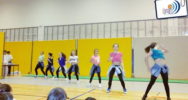 Dança e Teatro animam último dia de aulas do 2º Período na EBS de Velas (c/áudio)