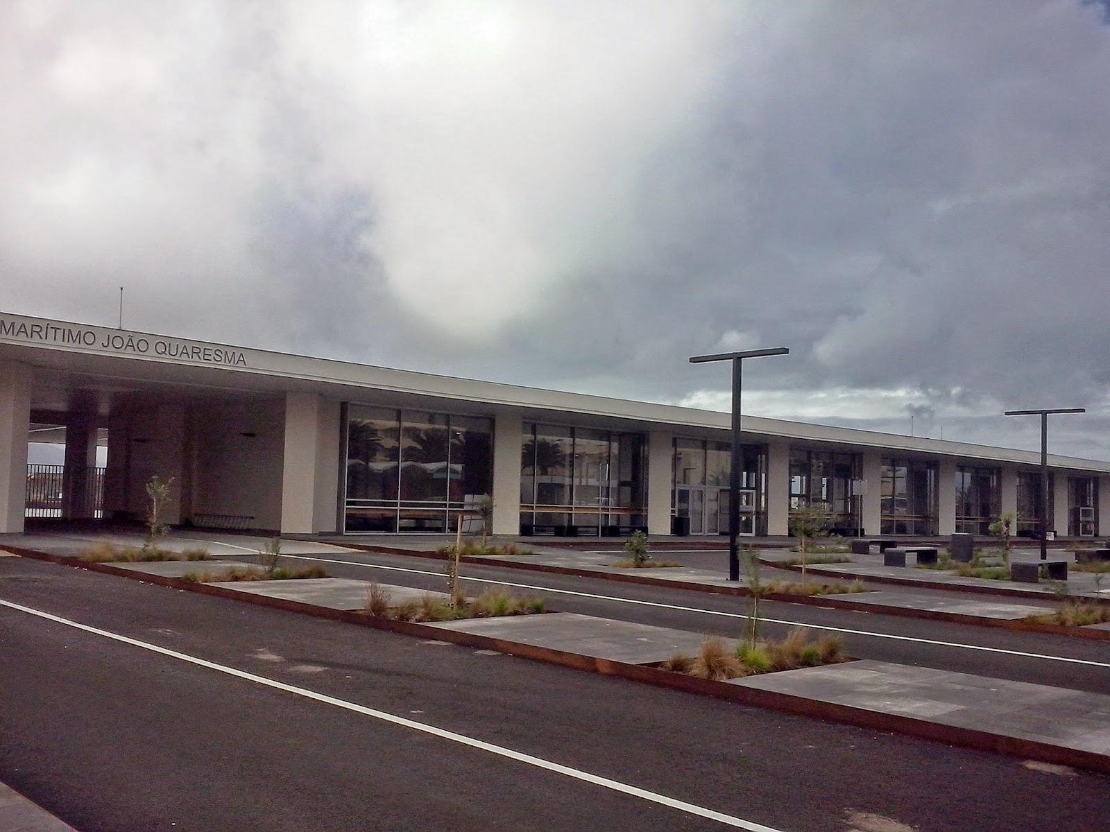 Terminal Marítimo 'João Quaresma', na Madalena, reabre na próxima semana