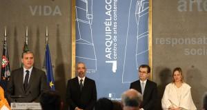 Presidente do Governo inaugura Arquipélago – Centro de Artes Contemporâneas