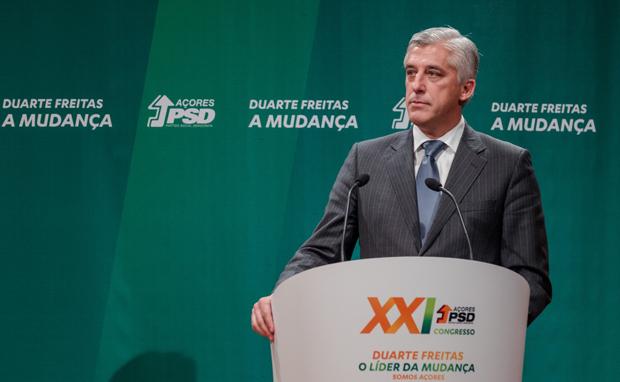 PSD/Açores defende existência de presidente dos Açores eleito por sufrágio universal