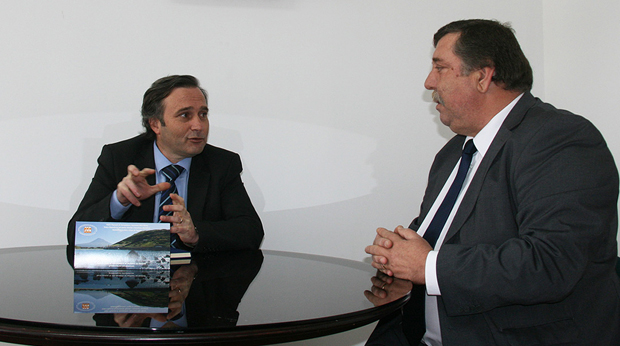 Novo modelo de acessibilidades já fez reduzir significativamente o preço das passagens, destaca Vítor Fraga