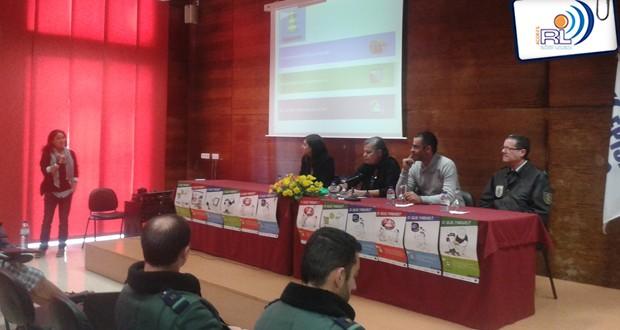 Segurança na Internet foi tema de sessões de esclarecimento na EPISJ (c/áudio)