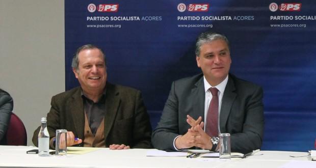 Secretariado Regional convida Carlos César para cabeça de lista do PS/Açores às próximas eleições legislativas