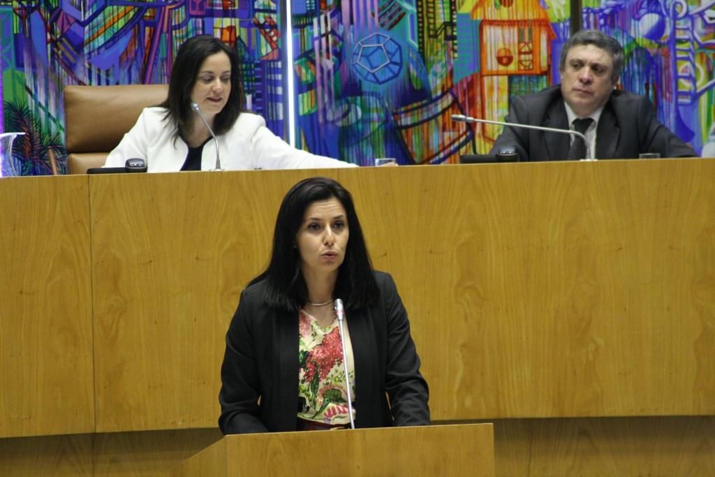 Ana Espínola saúda prémios nacionais conquistados pelas conservas Santa Catarina e pelo Queijo de São Jorge