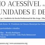 Access Azores promove conferência sobre oportunidades e desafios do Turismo Acessível, em S.Jorge