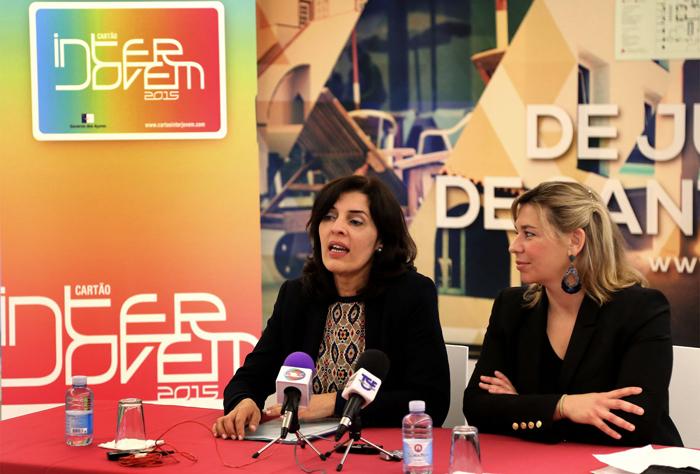 Novo Cartão Interjovem com preço reduzido para jovens até aos 23 anos, anuncia Isabel Rodrigues