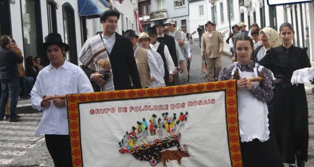 ALRAA aprova voto de congratulação pelos 25 anos do Grupo de Folclore de Rosais