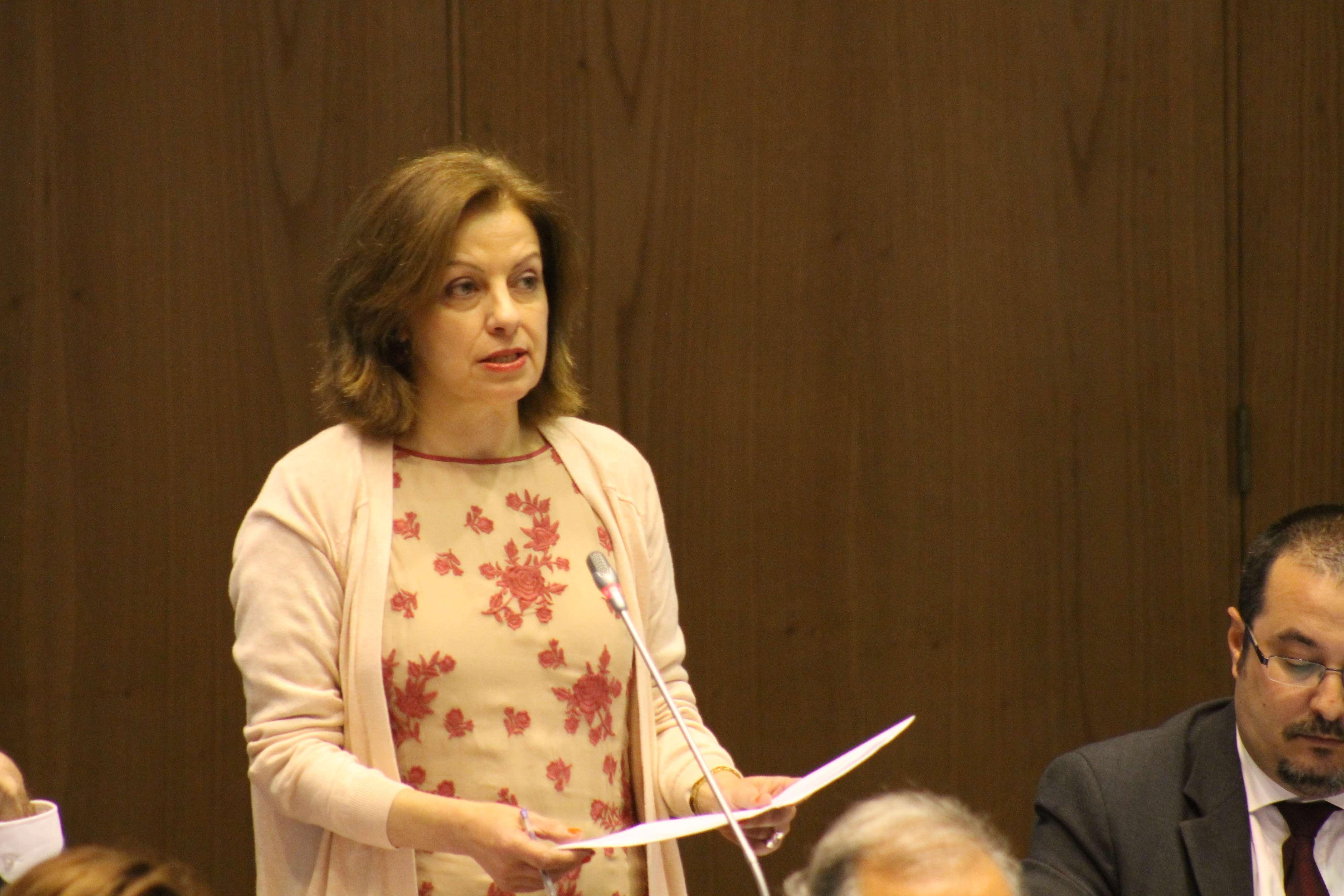 """""""Rede de apoio social abrange mais de dois mil Açorianos"""" salientou Cecília Pavão"""