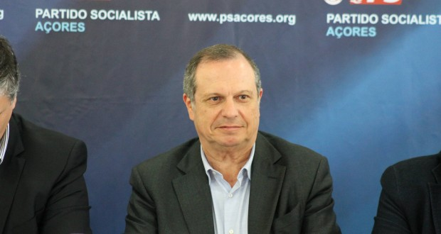 """A nossa candidatura respira Autonomia"", afirma Carlos César"