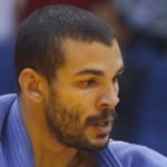 Carlos Luz do Judo Clube São Jorge participa no Grand Slam de Baku, no Azerbeijão