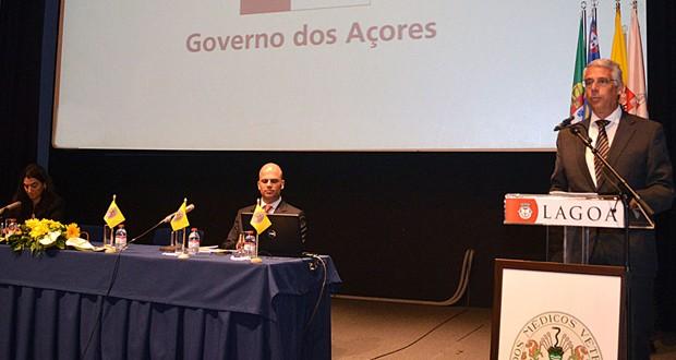 """Luís Netos Viveiros reafirma objetivo de tornar os Açores uma das regiões europeias com """"menos problemas sanitários"""""""