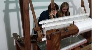 """Museu Francisco de Lacerda promove """"Sábado em Família"""" sobre tecelagem"""