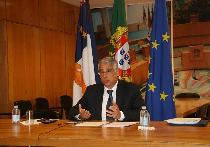 Luís Neto Viveiros destaca reforço da afetação de fundos regionais para a agricultura em 11,9 milhões de euros